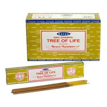 Tree Of Life - Satya Incense Sticks