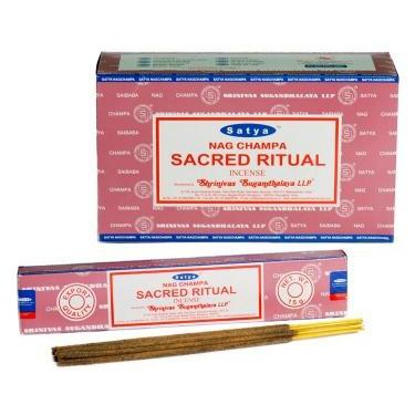 Sacred Ritual - Satya Incense Sticks
