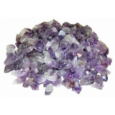 Amethyst Rough Crystal Points
