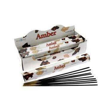 Amber - Stamford Incense Sticks