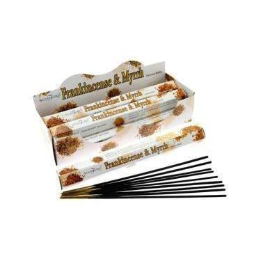 Frankincense & Myrrh - Stamford Incense Sticks