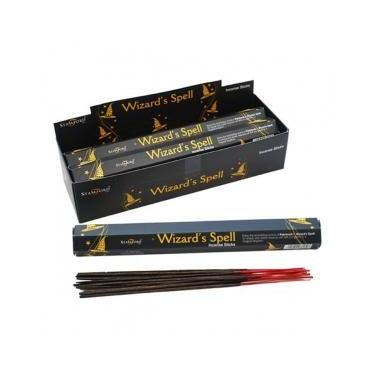 Wizards Spell - Stamford Black Incense Sticks