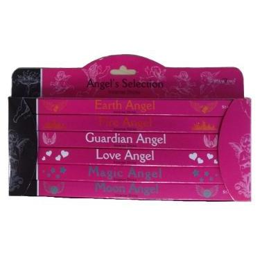 Stamford Angel Incense Pack