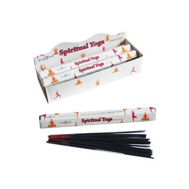 Spiritual Yoga - Stamford Incense Sticks