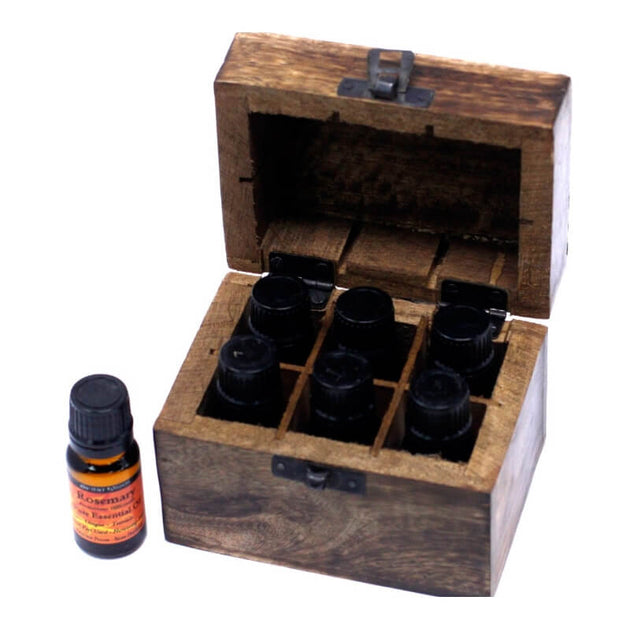 Aromatherapy Oil Holder 6 Bottles