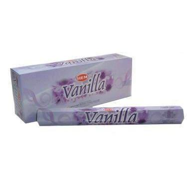 Vanilla - Hem Incense Sticks