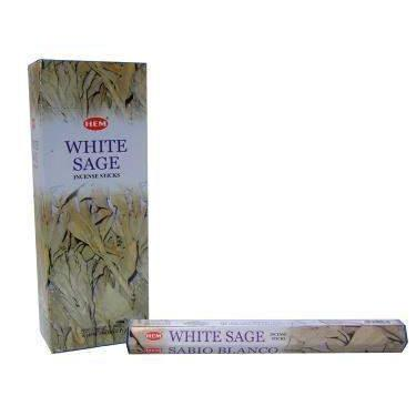 White Sage - Hem Incense Sticks