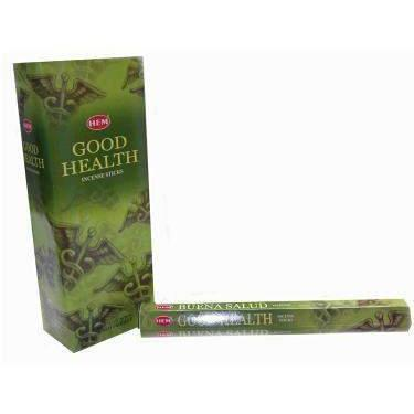 Good Health - Hem Incense Sticks