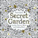 Secret Garden - An Adult Colouring Book