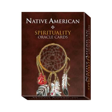 Laura Tuan Native American Spirituality Oracle Cards