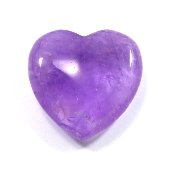 Amethyst Mini Heart