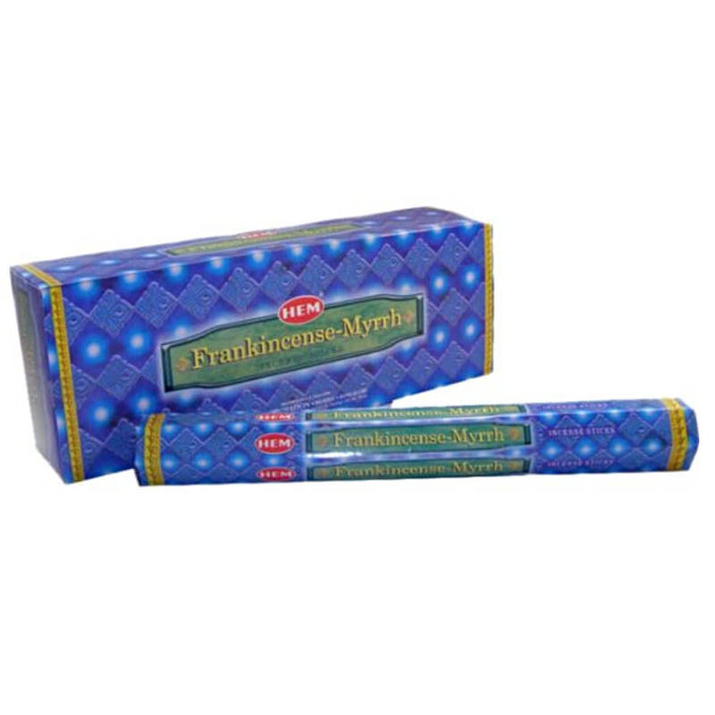 Hem Frankincense & Myrrh Incense Sticks