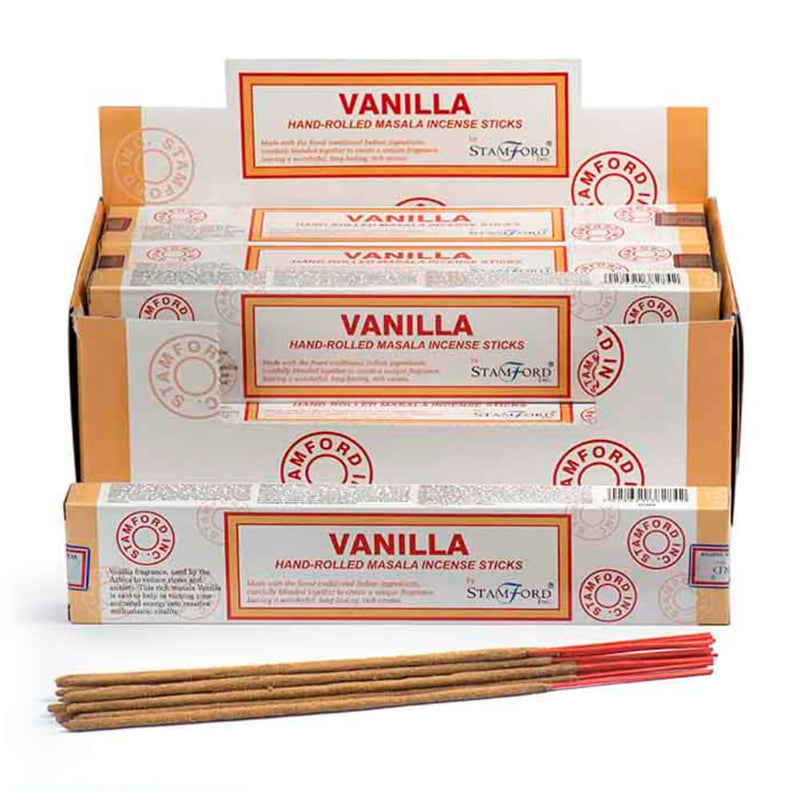 Vanilla Masala - Stamford Incense Sticks