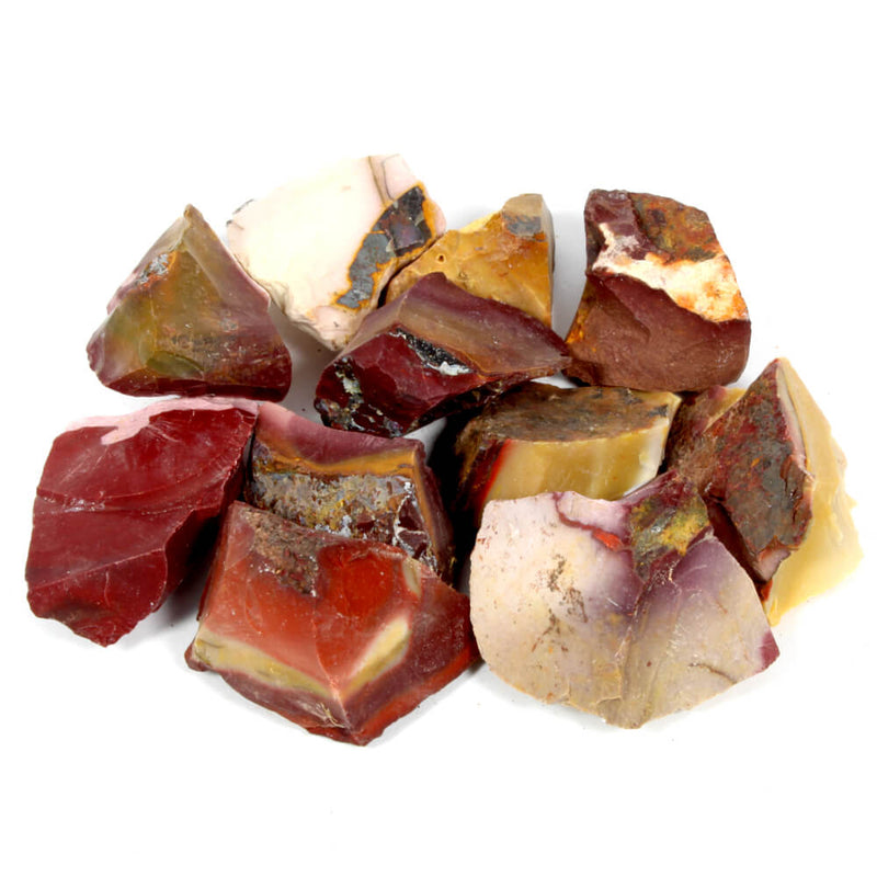 Mookaite Rough Crystals