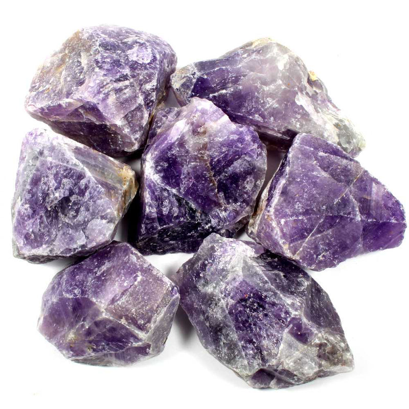 Amethyst Rough Crystals