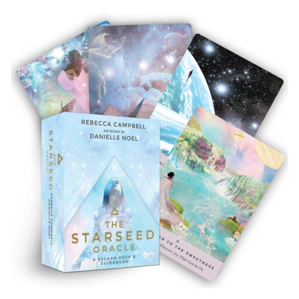 The Starseed Oracle : A 53-Card Deck and Guidebook