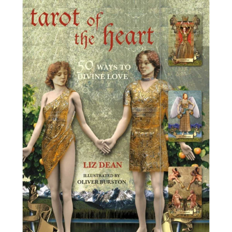 Tarot of the Heart : 50 Ways to Divine Love