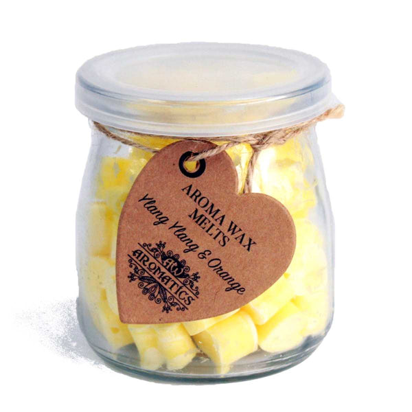 Ylang Ylang & Orange Wax Melts