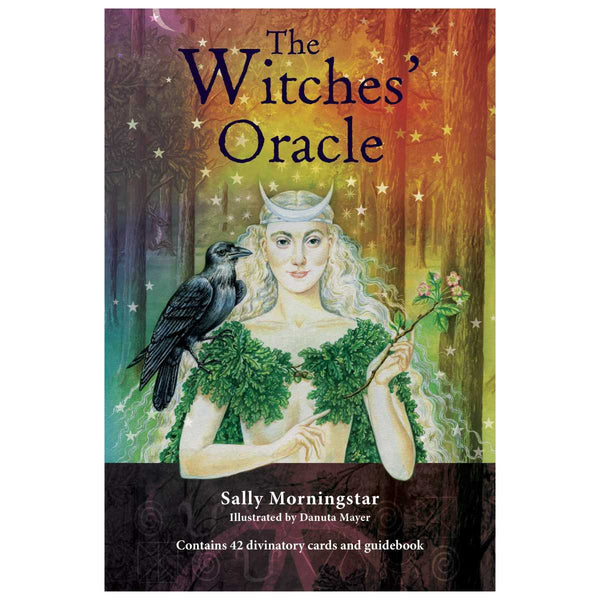The Witches' Oracle by Sally Morningstar