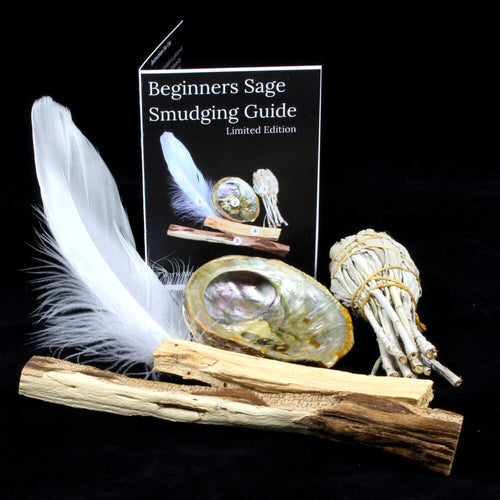 Beginners Sage Smudge Kit - Limited Edition