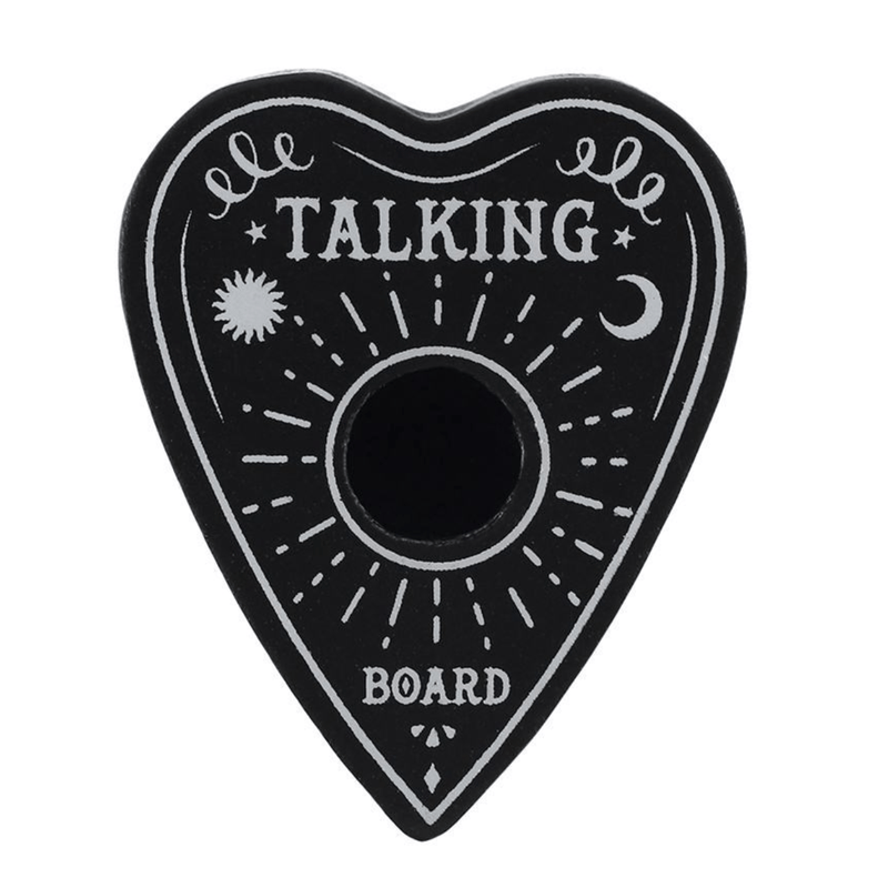Spell Candle Holder - Talking Board