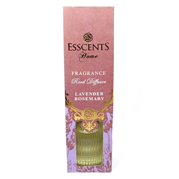 Esscents Reed Diffuser - Lavender Rosemary
