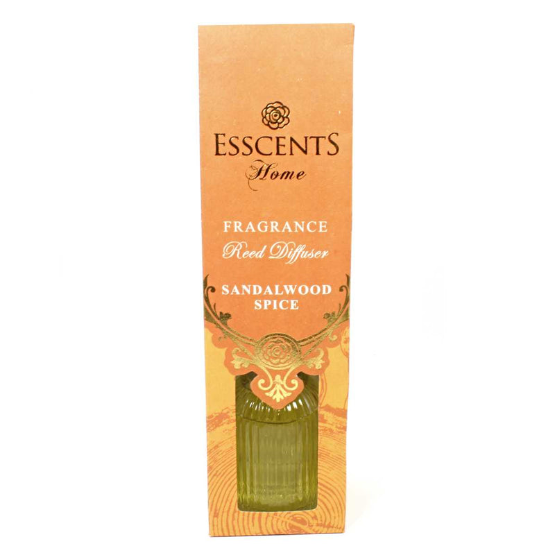 Esscents Reed Diffuser - Sandalwood Spice
