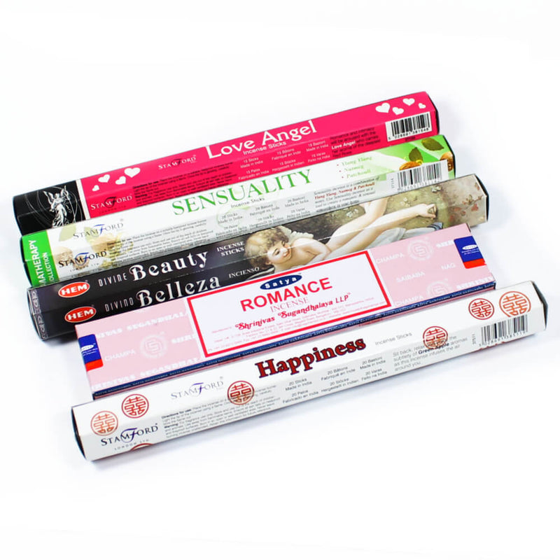 Romance Incense Stick Combo