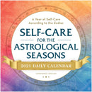 Self-Care for the Astrological Seasons 2021 Daily Calendar: A Year of Self-Care According to the Zodiac by Constance Stellas