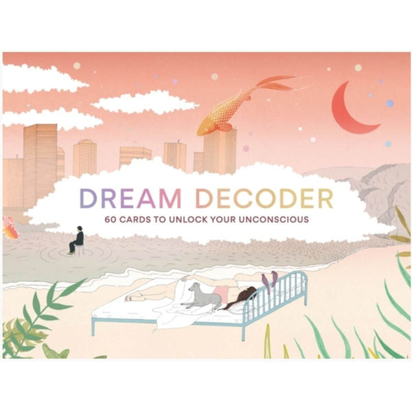 Dream Decoder: 60 Cards to Unlock Your Unconscious by Theresa Cheung