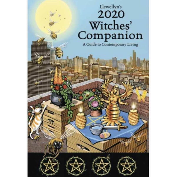 Llewellyn's 2020 Witches' Companion : A Guide to Contemporary Living By Llewellyn Publications