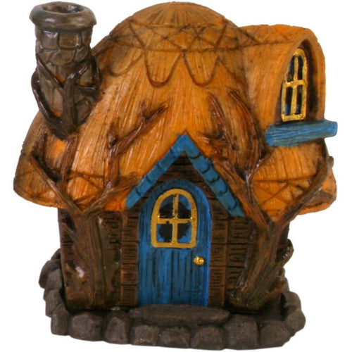 Fairy House Incense Cone Holder - Buttercup Cottage