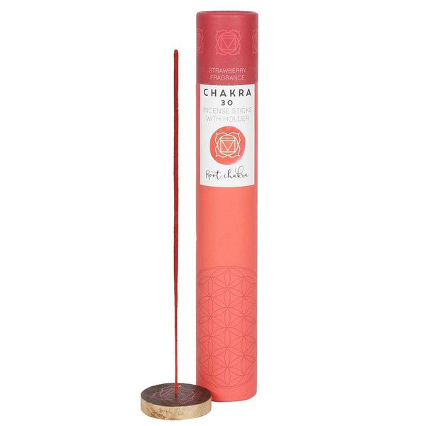 Root Chakra Incense Sticks