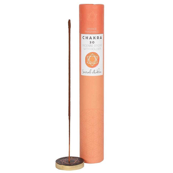Sacral Chakra Incense Sticks
