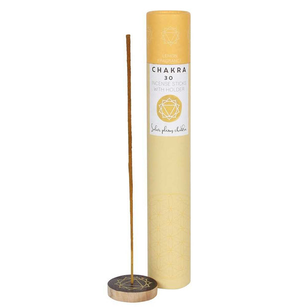 Solar Plexus Chakra Incense Sticks