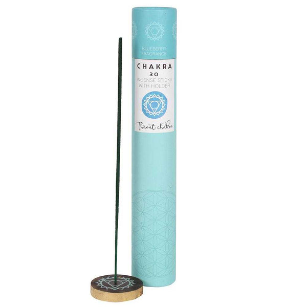 Throat Chakra Incense Sticks