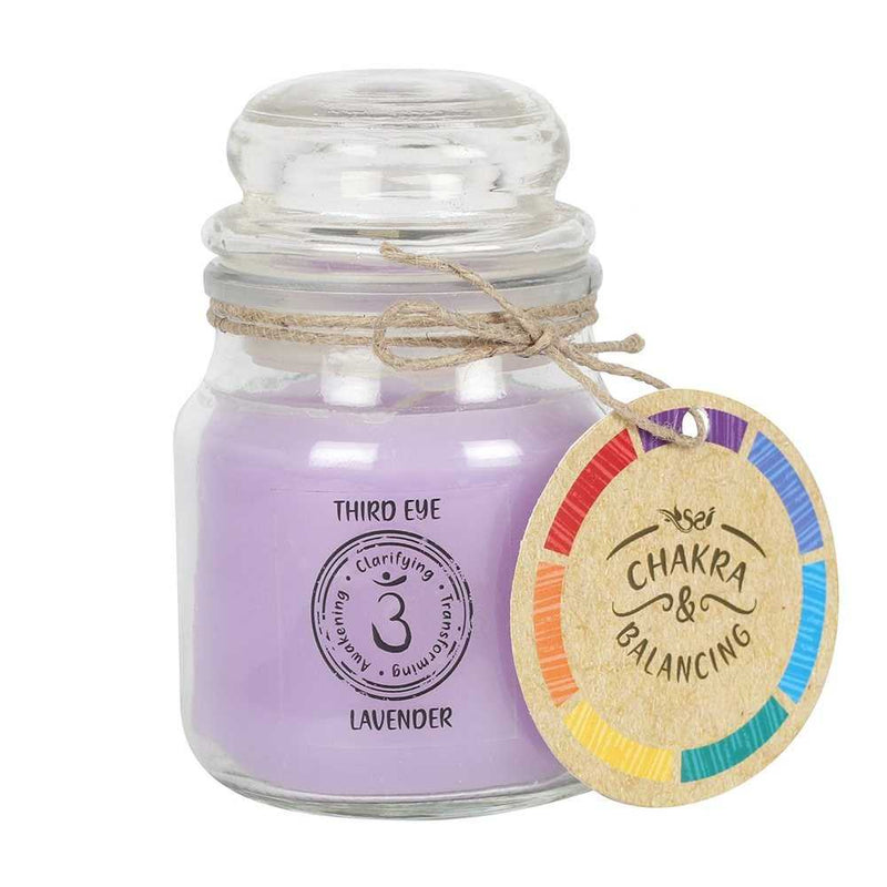 Third Eye Chakra Scented Candle