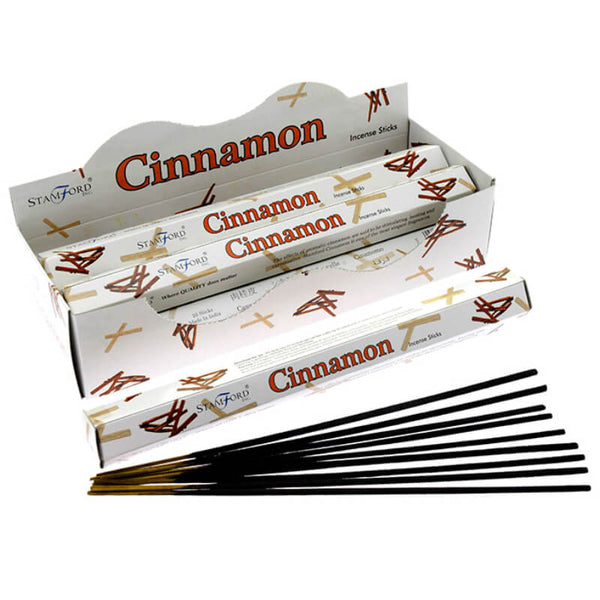 Cinnamon - Stamford Incense Sticks