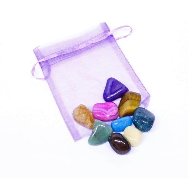 Healing Crystal Colour Pack