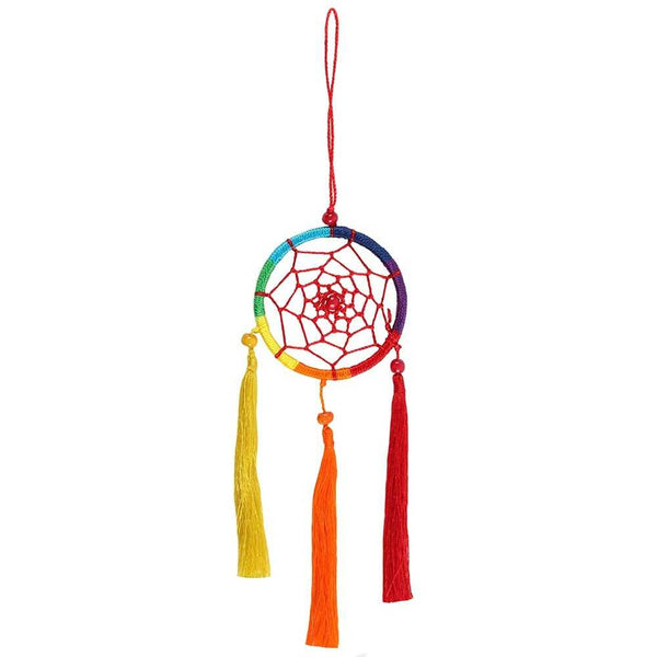 Lucky Rainbow Dreamcatcher