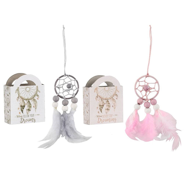 Lucky Dreamcatcher (Pink)