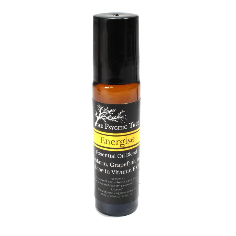 Energise - Roll On Essential Oil Blend