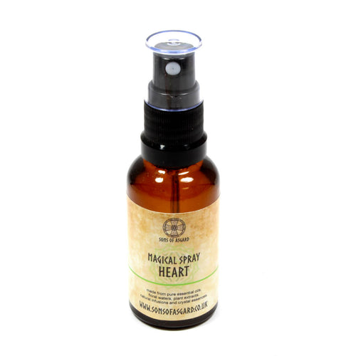 Heart Chakra Magical Spray