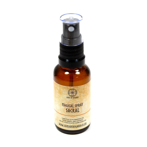 Sacral Chakra Magical Spray