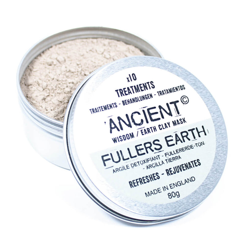 Rejuvenating Fuller Earth Clay Face Mask