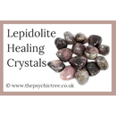 Lepidolite Guide Book