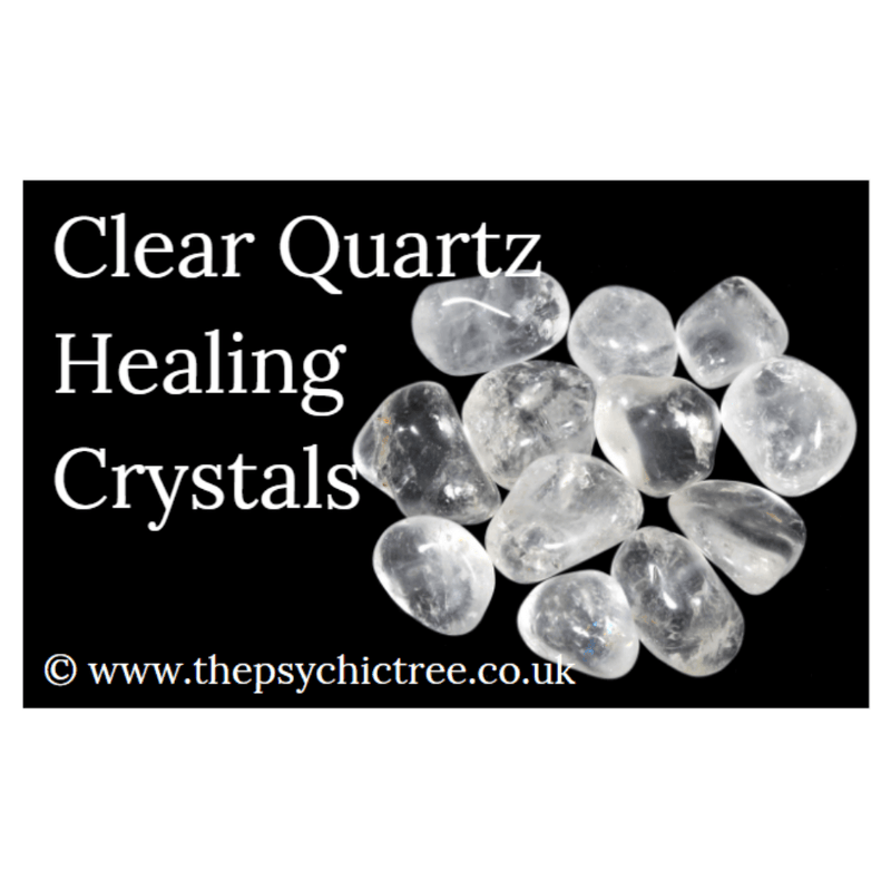 Clear Quartz Guide Book