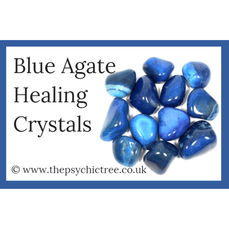 Blue Agate Guide Book