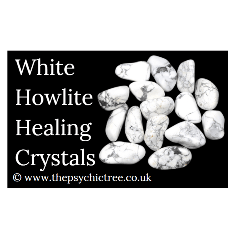 White Howlite Guide Book