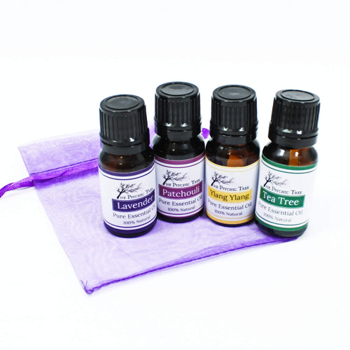 Clear Skin Essential Oils Pack